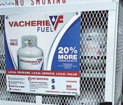 Photo courtesy of Vacherie Fuel
