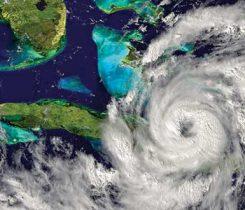 hurricane. Photo: iStock.com/Harvepino