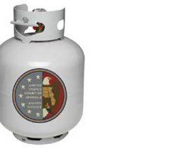 Propane cylinder. Image: iStock.com/Maudib/uscourts.gov