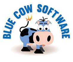 Logo: Blue Cow Software
