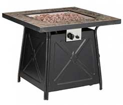 The Cross Ridge Outdoor Gas Fire Pit Table Patio Heaters. Photo courtesy of the U.S. Consumer Product Safety Commission.