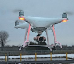 One type of technology some propane retailers are beginning to use is drones. Find out how one retailer used drones for his marketing strategy here. Photo by Allison Barwacz