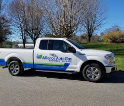 Photo courtesy of Alliance AutoGas.