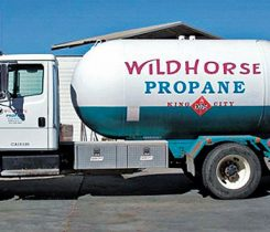 Photo courtesy of Wildhorse Propane & Appliance