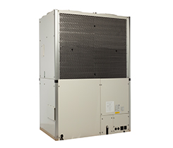 The Sierra GHP commercial heating, cooling and dehumidification unit from Mestex. Photo courtesy of Mestex.