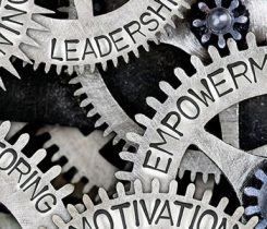 leadership wheels. Photo: iStock.com/EtiAmmos; gustavofrazao