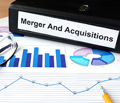 Mergers and acquisitions. Photo: designer491/iStock / Getty Images Plus/Getty Images