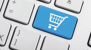 online retailer shopping cart. Photo: iStock.com/artisteer