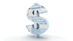 tax money. Photo: iStock.com/alexsl