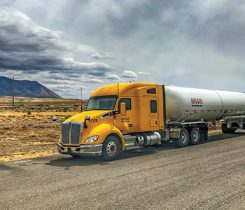 Photo courtesy of Hilco Transport