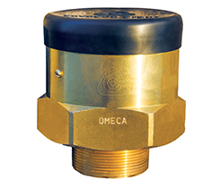 Cavagna's PV60, a PV safety relief valve for large tanks. Photo courtesy of Cavagna.