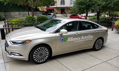 Photo courtesy of Alliance AutoGas