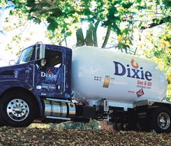 Photo courtesy Dixie Gas & Oil
