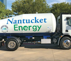 The Nantucket Energy bobtail built by Exosent Engineering. Photo courtesy of Exosent Engineering.