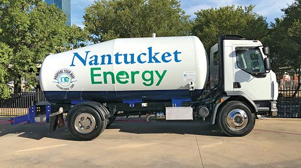 The Nantucket Energy bobtail built by Exosent Engineering. Photo courtesy of Exosent Engineering.