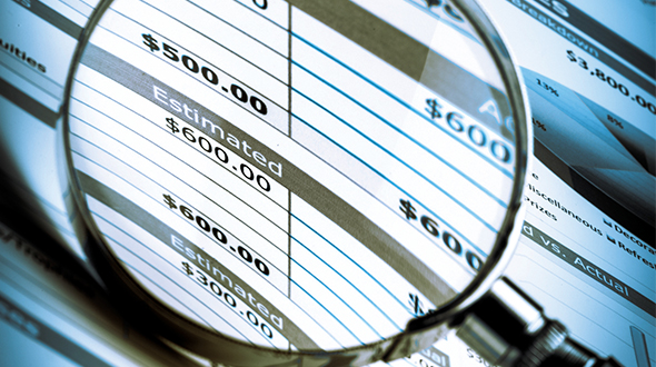 Develop marketing ratios to help determine your marketing budget for the next year. Photo: iStock.com/artisteer