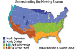 Information from Propane Education & Research Council