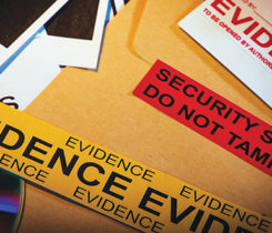 Criminal cases require proof that is beyond a reasonable doubt, while civil cases require a preponderance of the evidence. Photo: iStock.com/EXTREME-PHOTOGRAPHER