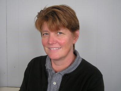 Headshot of Laurie Irish Jones