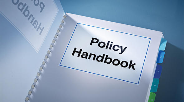 The end of the year is a good time to review company policies. Photo: iStock.com/YinYang