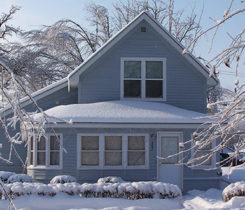 The EIA says propane expenditures will have little change this winter heating season. Photo: iStock.com/studioimagen