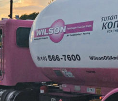 Wilson Oil & Propane uses a mix of digital and traditional marketing in its marketing strategy. Photo courtesy of Wilson Oil & Propane.