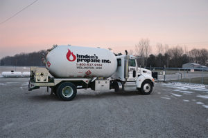 Ohio-based Linden's Propane. Photo by Joe McCarthy