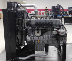 Motive Ventures partnered with Zenith Power Products to develop a high-output, heavy-duty LPG industrial engine. (Photo courtesy of Motive Ventures)