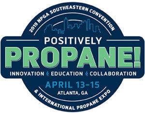 Propane Expo logo courtesy of NPGA