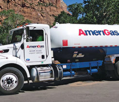 AmeriGas, based in King of Prussia, Pennsylvania, is the largest retail propane company in the United States. Photo courtesy of Ed Richesson