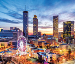 The NPGA's 2019 Southeastern Convention & International Propane Expo returns to Atlanta on April 13-15. More than 200 exhibitors are expected at the Georgia World Congress Center. Photo: iStock.com/sean pavone