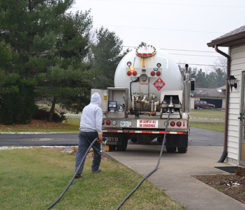 The changing energy climate presents a challenge for the propane industry. Photo by Joe McCarthy.