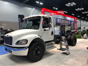 FCCC's S2G featuring an 8.8L propane autogas engine from its DriveForce lineup. Photo courtesy of FCCC