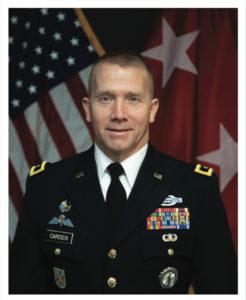 Maj. Gen. Thomas M. Carden Jr.