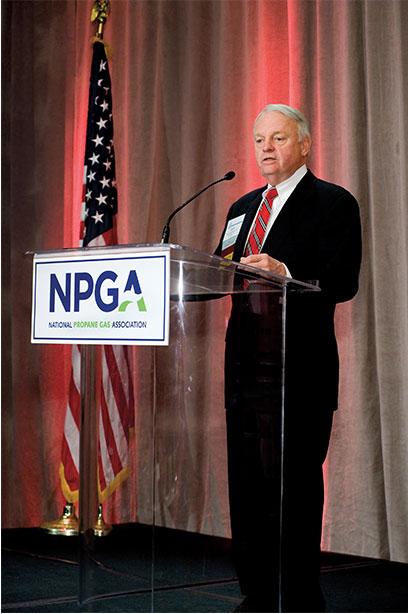 Murray was instrumental in the development of NPGA's Vision 2014 strategic initiative. Photo courtesy of NPGA.