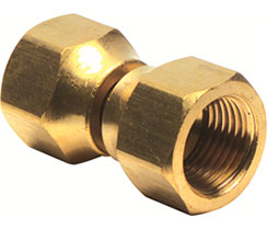 ProPlus brass flare swivel fittings photo courtesy of the Consumer Product Safety Commission