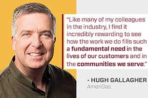 Headshot: Hugh Gallagher
