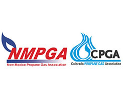 Logos: Colorado Propane Gas Association, New Mexico Propane Gas Association