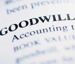 "When a propane business is acquired, ""goodwill"" assets account for a significant share of the purchase price. Photo: iStock.com/RapidEye;"