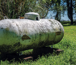 Poorly maintained tanks can frustrate customers and damage the reputation of the entire industry. Photo: iStock.com/Lautaro Federico