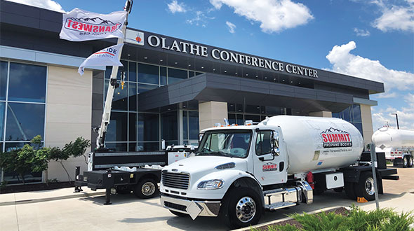 The Arkansas, Oklahoma, Missouri and Kansas associations will host the Mid-States Propane Expo on June 8-11, 2020, in Branson, Missouri. Photo courtesy of Missouri Propane Gas Association.