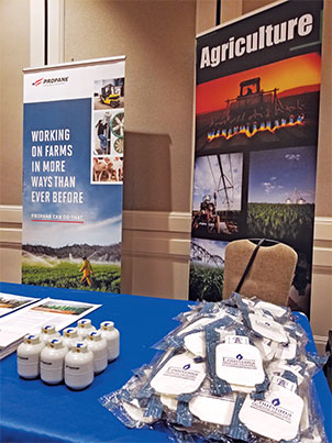 The Louisiana Propane Gas Association helps to provide members with networking opportunities and industry communications. Photos courtesy of Louisiana Propane Gas Association