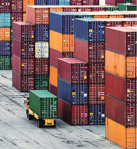 Adjusting to supply chain disruption is easier said than done. Photo: shaunl/E+/Getty Images.