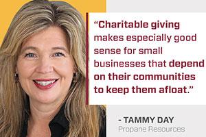 Headshot: Tammy Day