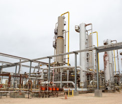 DCP Midstream facility