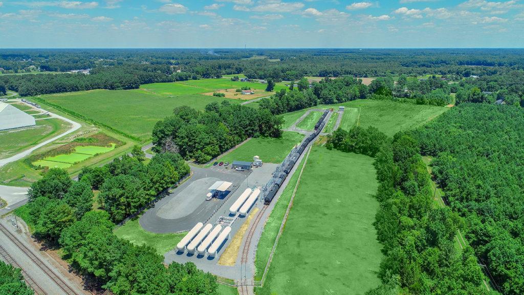 Photo of Crestwood's Rose Hill, North Carolina, terminal