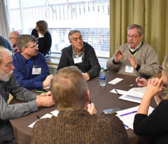 Propane professionals collaborate on safety issues at the 2020 National Safety & Trainer's Conference in Memphis, Tennessee. Photo by Tyler Gunter