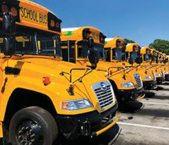 Henry County Schools made the propane switch in 2019. Photo courtesy of Roush CleanTech