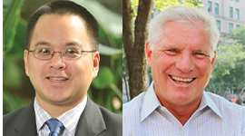 Headshots: Tom Yuen & Bryan Pearce