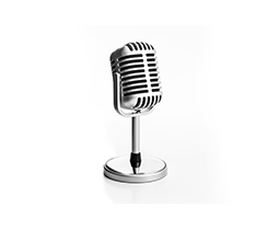 Microphone photo by Picture/iStock / Getty Images Plus/Getty Images